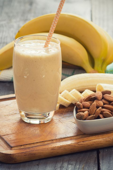 Banana Nut Weight Loss Smoothie