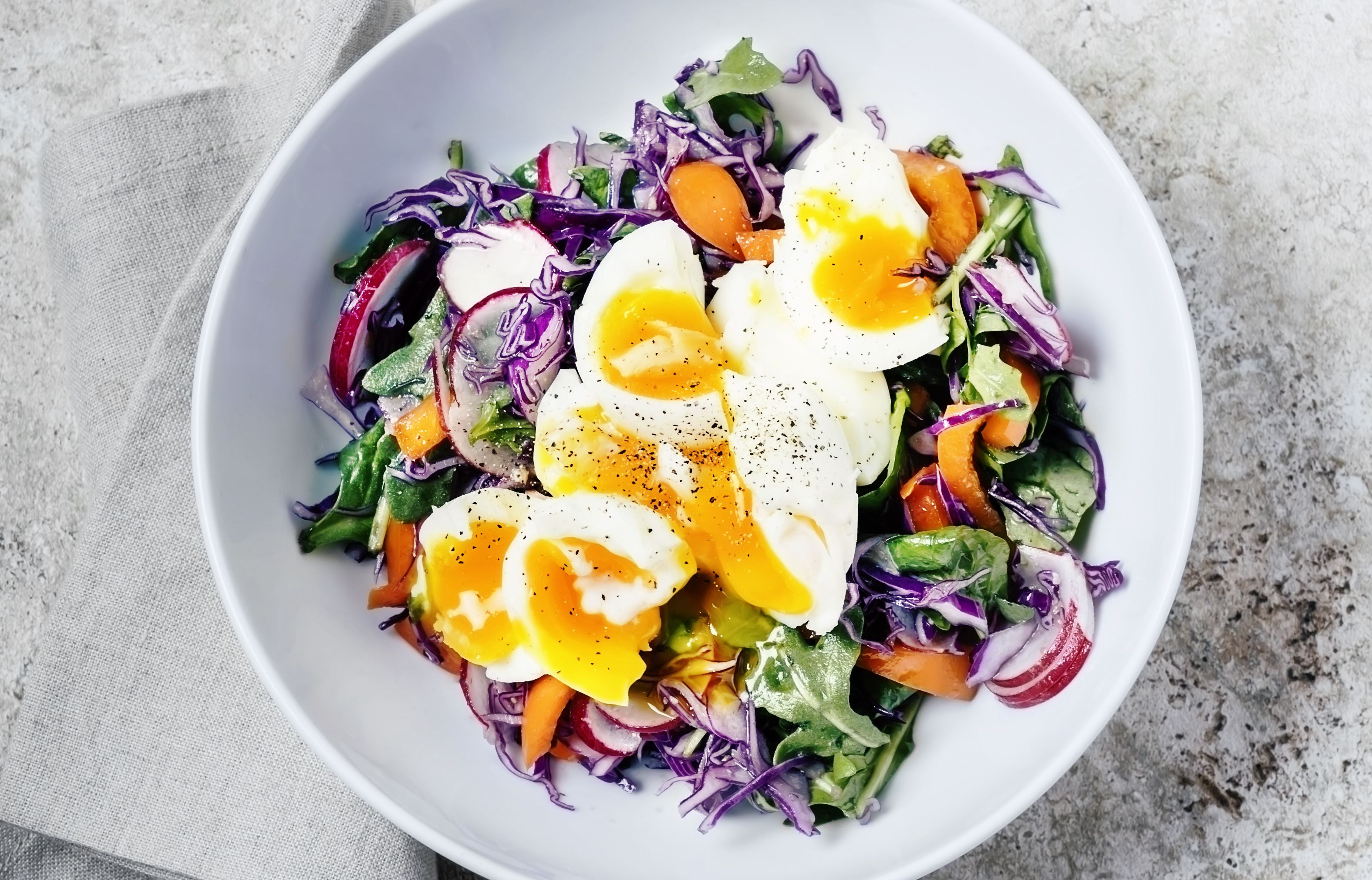 10 Hard-boiled Egg Recipes That'll Convince You to Make a Batch Every Week