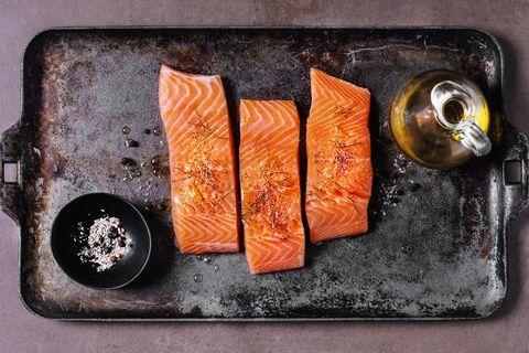 肉類、魚類充分攝取