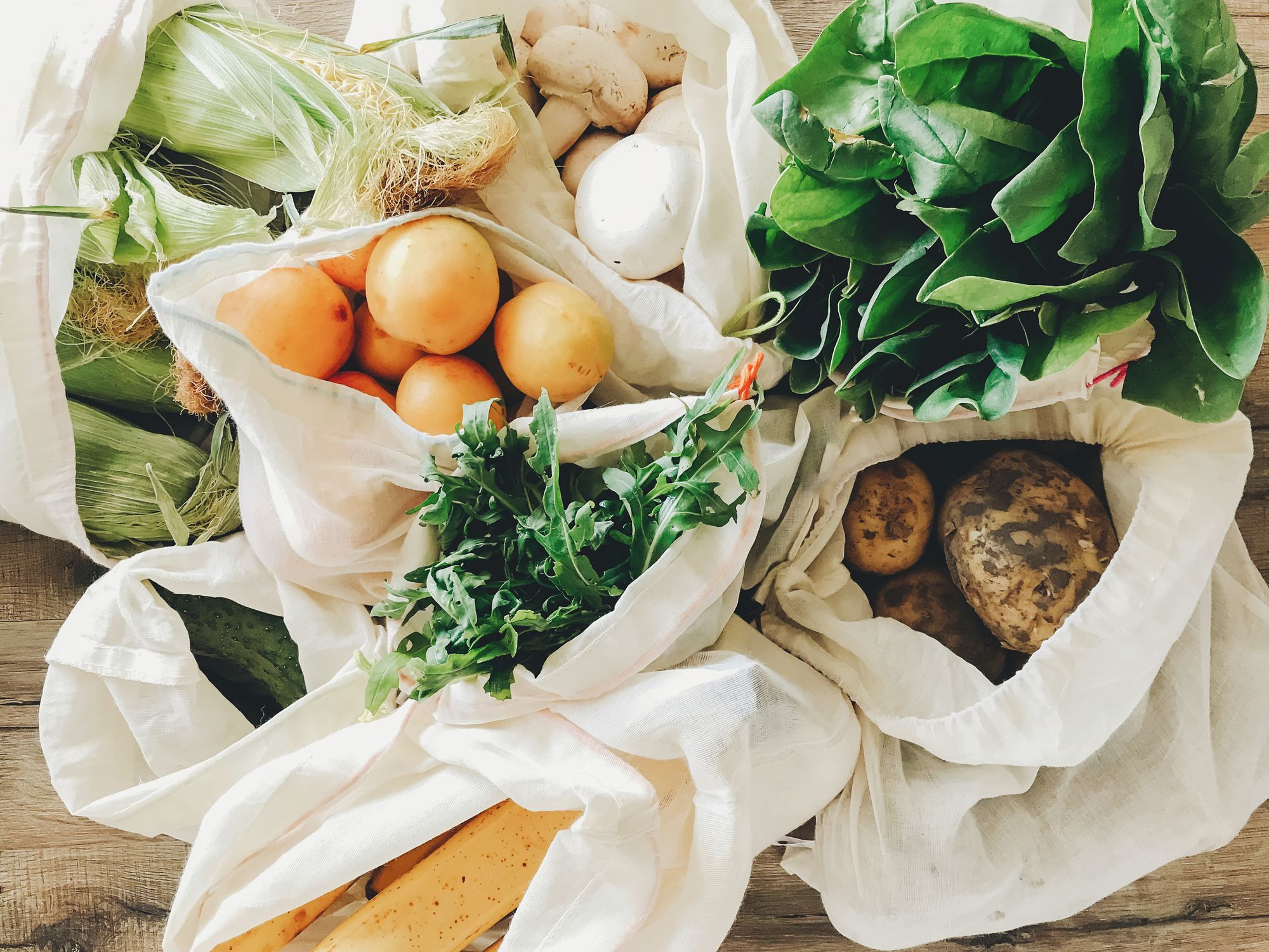 20 Grocery Store Choices To Help You Ditch Packaging and Reduce Waste