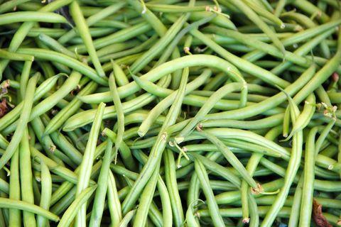 canned vs fresh green beans health benefits