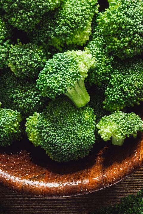 High Fiber Snacks - Broccoli