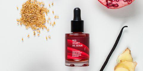 Aceite facial natural Red Velvet Oil Serum
