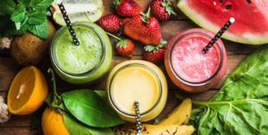 high protein smoothie recipes