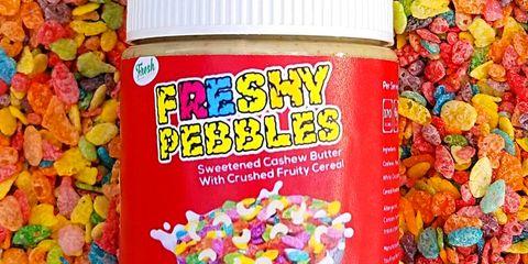 Freshy Pebbles cashew butter
