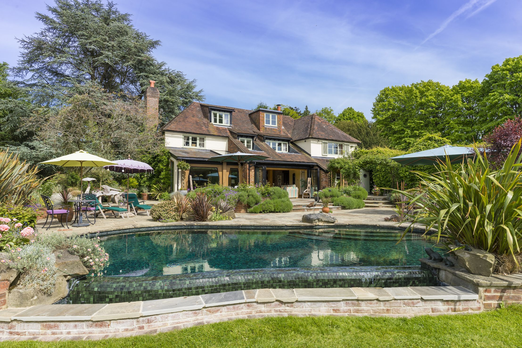 17th Century Country House With Swimming Pool For Sale In ...