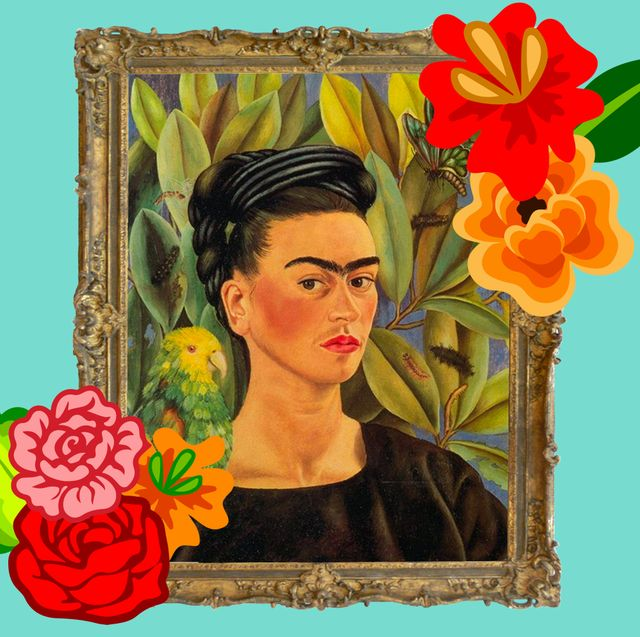 Illustration, Art, Plant, Flower, Picture frame, Visual arts,