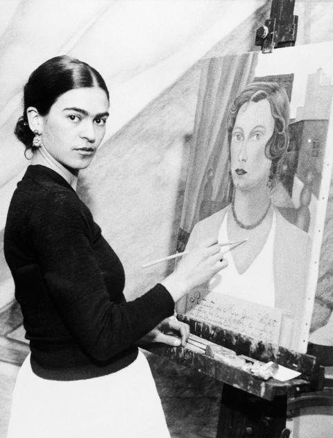 20 Frases Inspiradoras De Frida Kahlo