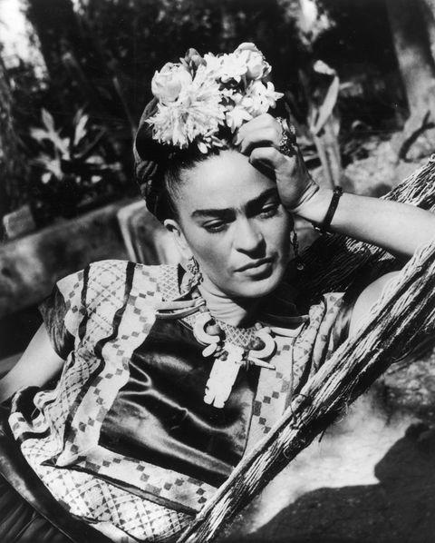 De Mexicaanse kunstenares Frida Kahlo