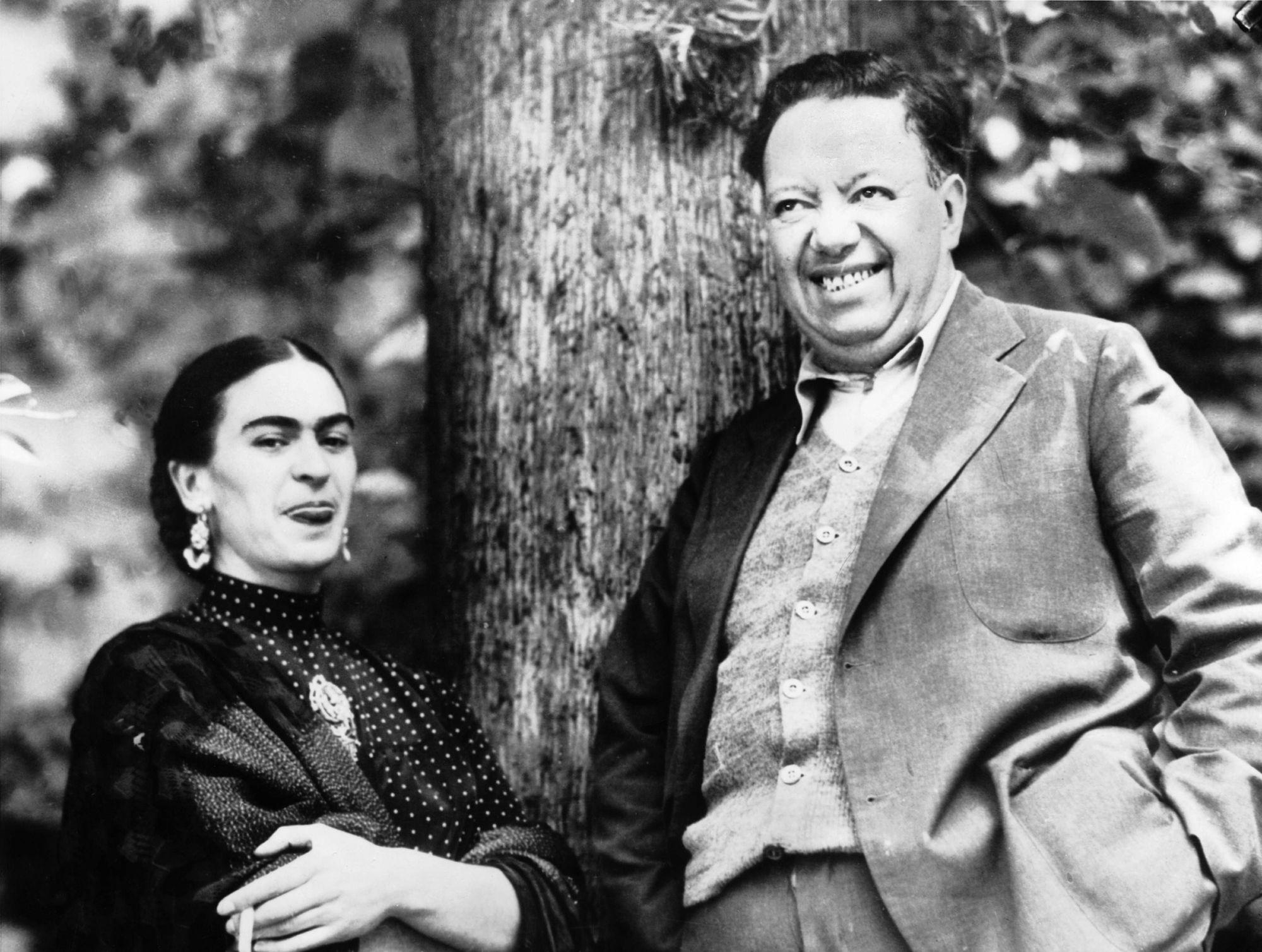 Las 20 mejores frases de Diego Rivera