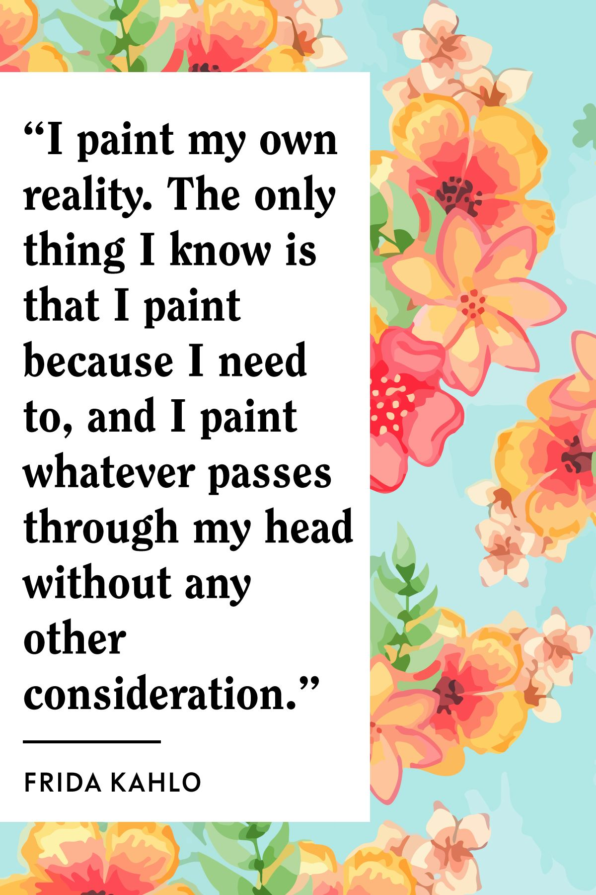 21 Frida Kahlo Quotes Famous Frida Kahlo Quotes