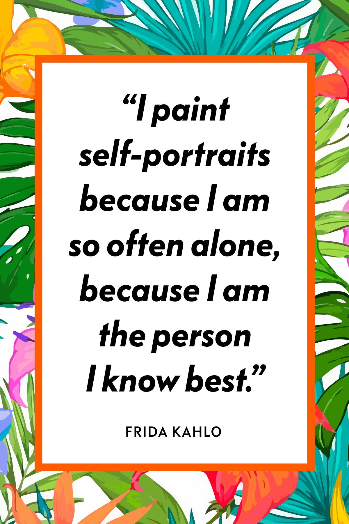 20 Frida Kahlo Quotes Famous Frida Kahlo Quotes