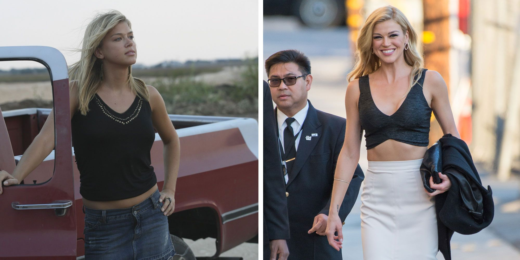 What the Friday Night Lights Cast Looks Like Now FNL Cast Then