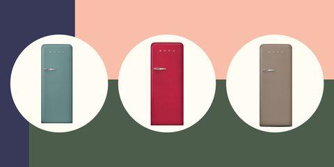 New Smeg fridges launch