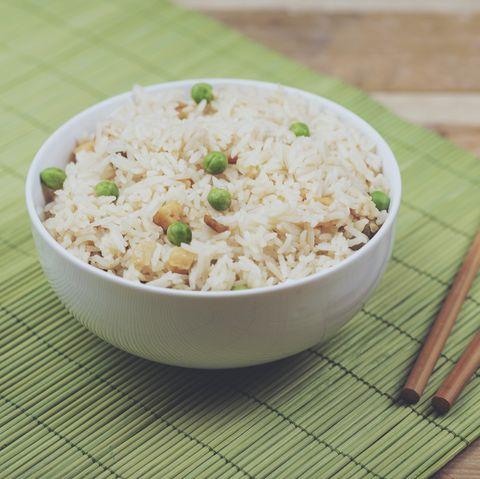 Truco para recalentar arroz