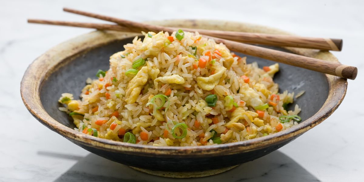 8 Best Microwave Egg Fried Rice