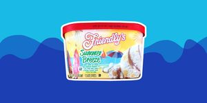 Friendly's Summer Breeze ice cream
