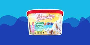Friendly's SummerBreeze ice cream