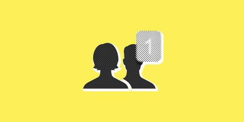 Microphone, Audio equipment, Yellow, Logo, Font, Technology, Electronic device, Graphics, Illustration, Graphic design,