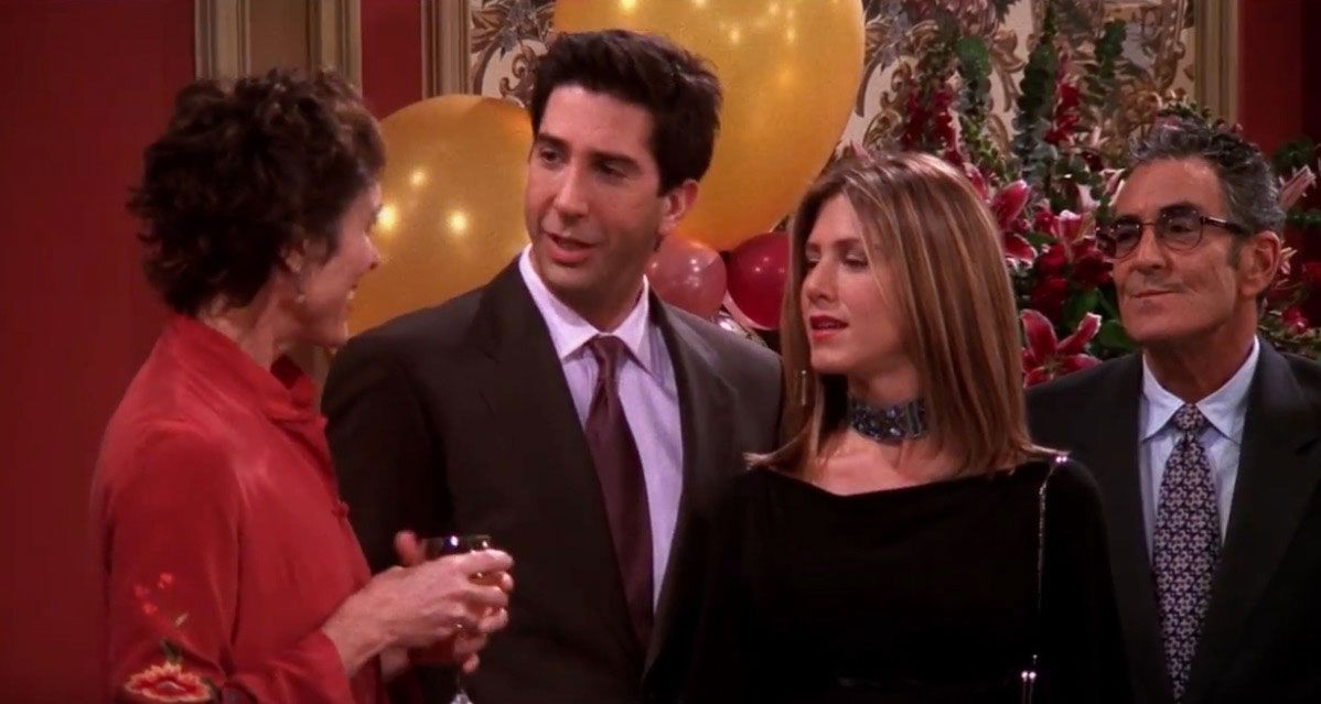 Friends fans finally decide if Ross and Rachel really were on a break