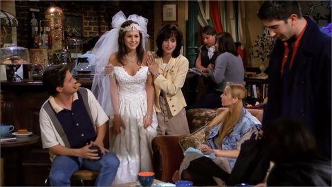 Conocías estas anécdotas del primer episodio de 'Friends'?