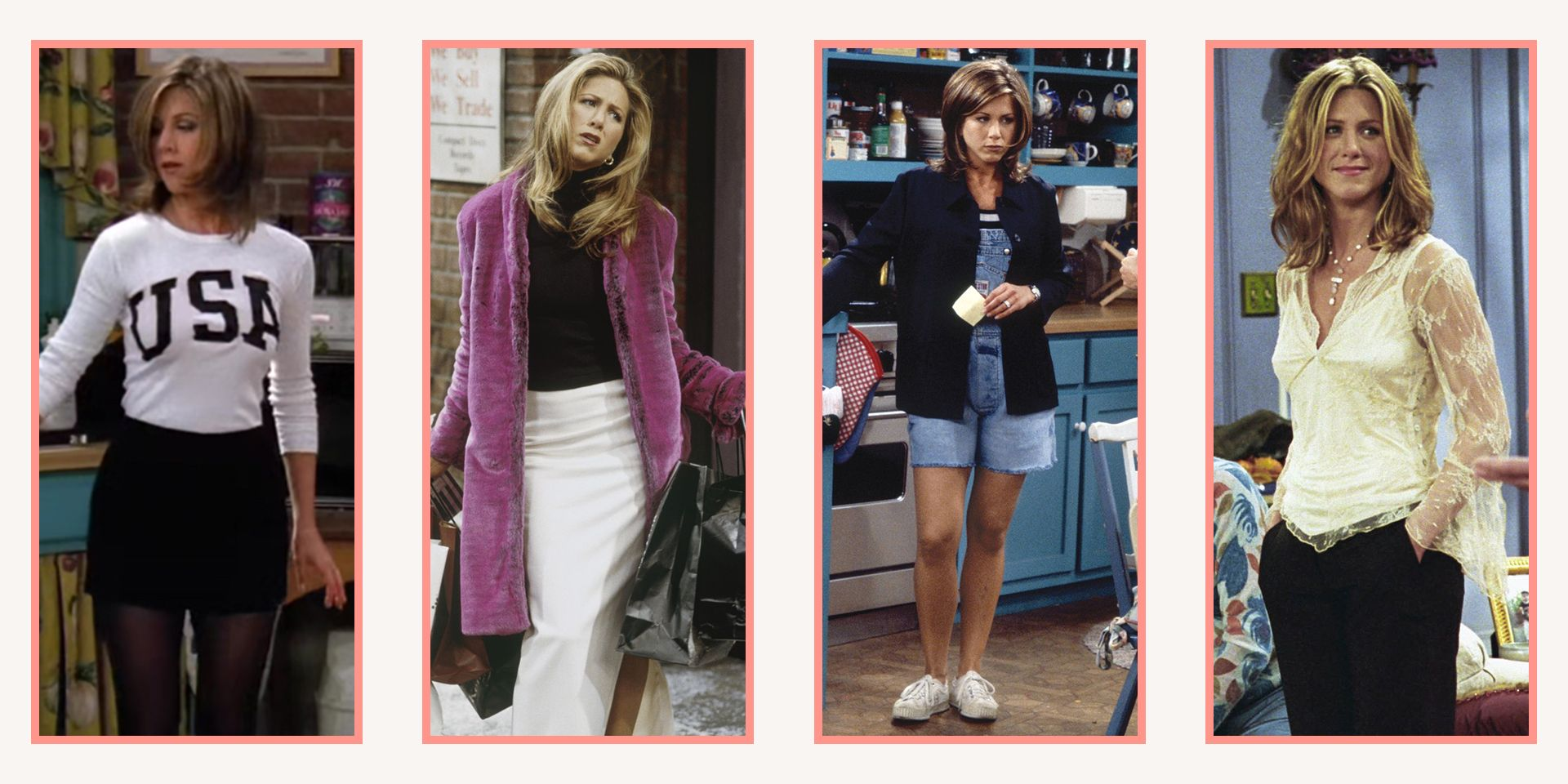 20 Rachel Green Outfits to Wear Today