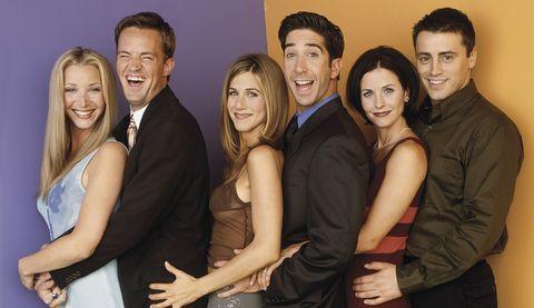 'Friends': el de cuando Lisa Kudrow (Phoebe) salvó la serie