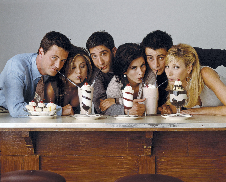 Jennifer Aniston quiere una reunión de 'Friends' - Jennifer Aniston quiere un spinoff de 'Friends' al estilo 'Las chicas de oro'