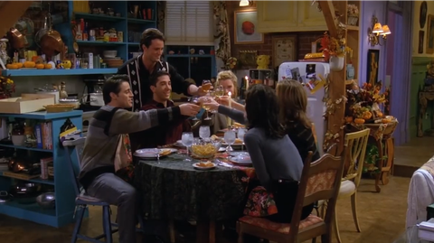 "Best ""Friends"" Thanksgiving Episodes"
