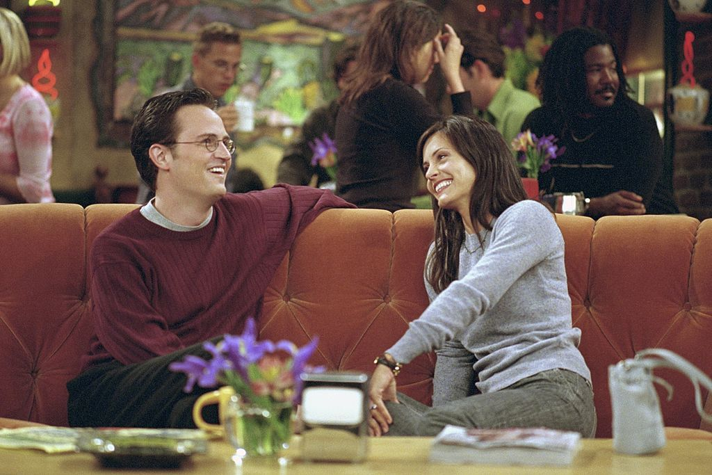 Friends' Iconic Central Perk Sofa Is Going On Tour—Here's Where You Can Find One