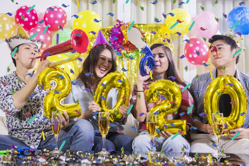 15 Amazing New Year's Eve Party Ideas to Ring in 2020