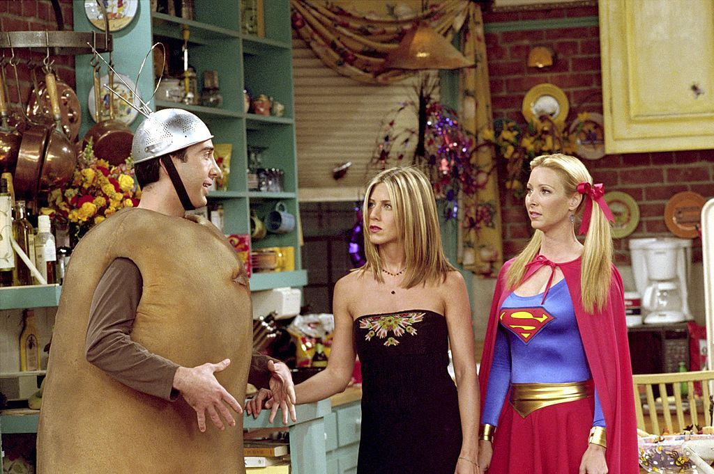 These 'Friends' TV Show Costumes Will Be There for You This Halloween