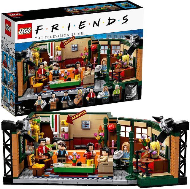 friends lego central perk set