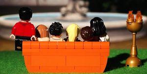 Lego lanzará una colección sobre 'Friends'