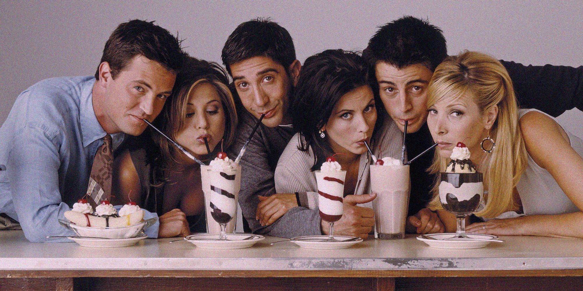 Se sei fan di Friends non puoi che bramare questo libro con le ricette della tua serie tv del cuore