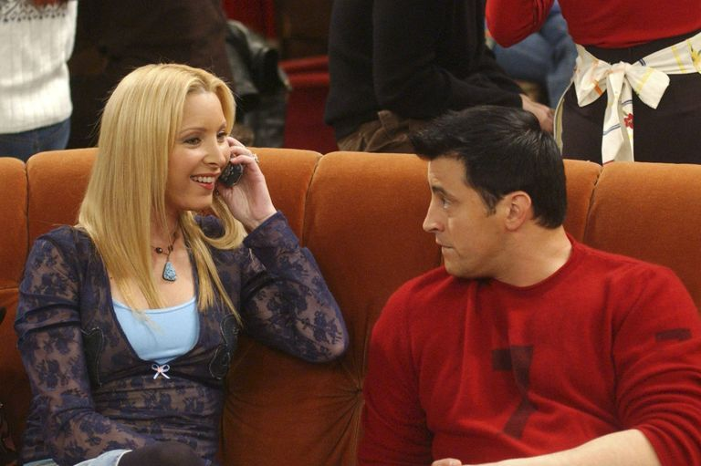 Friends writer finally reveals why Joey and Phoebe never hooked up