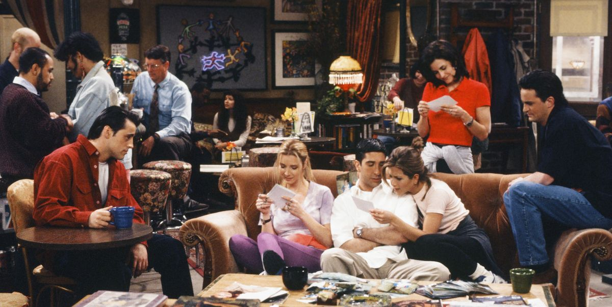 A 'Friends'-Themed Coffee Shop Is Opening This Week