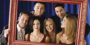 De Friends-cast
