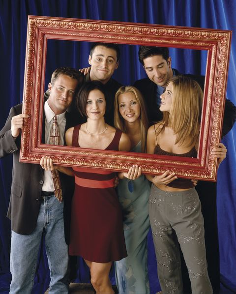 De Friends-cast