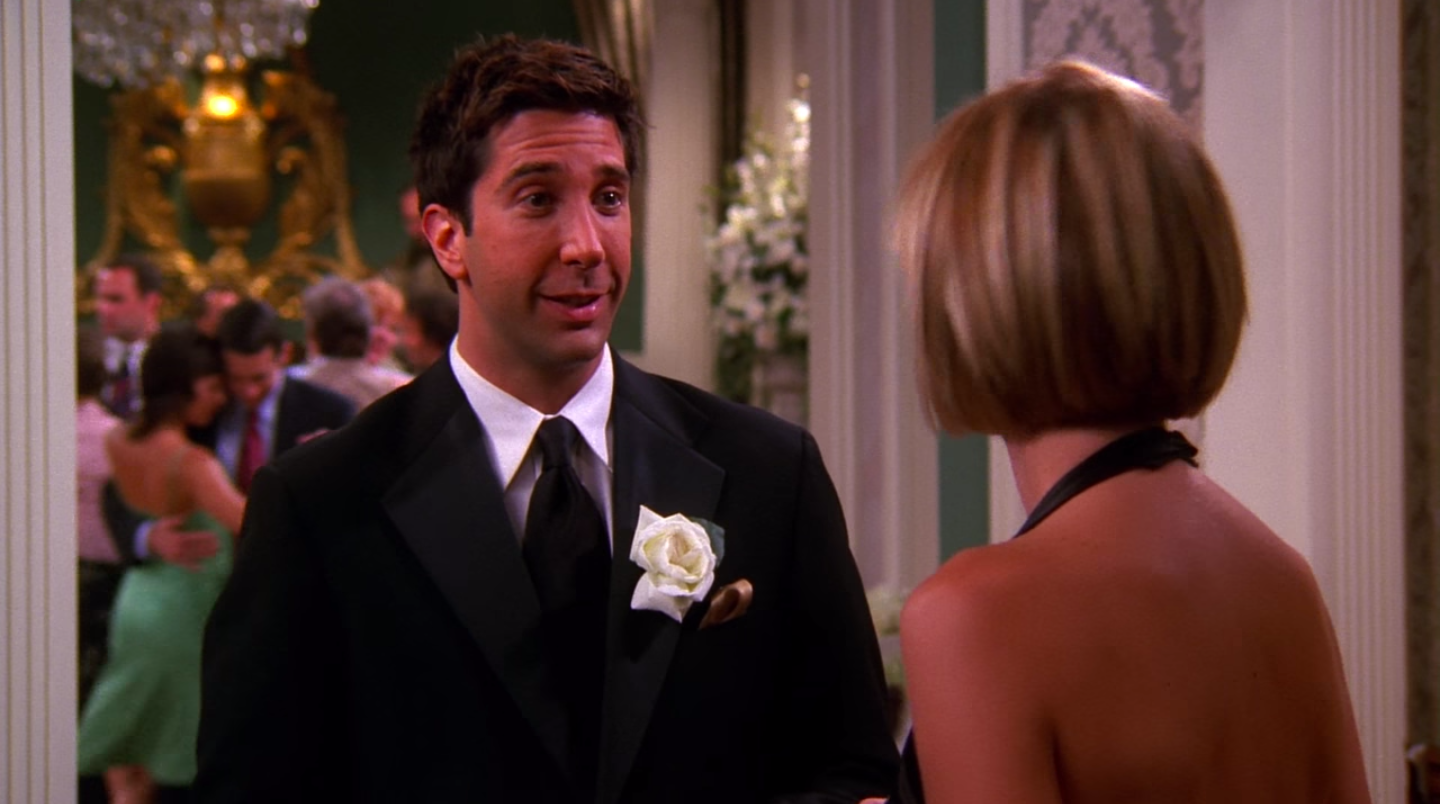 Friends star reveals the storyline that was never supposed to happen
