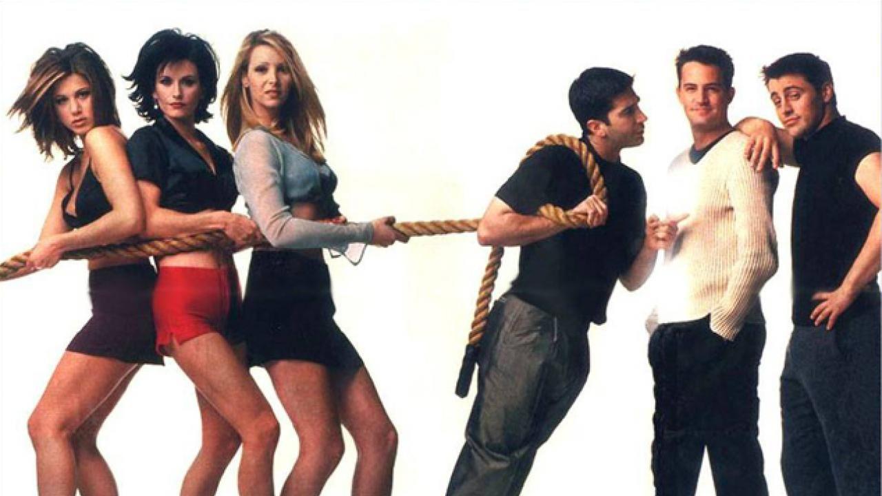 Séptimo protagonista de 'Friends' - Pat The Cop 'Friends'