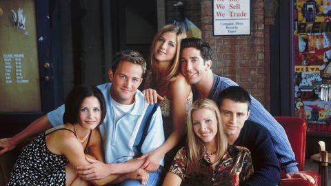 Vuelve 'Friends'