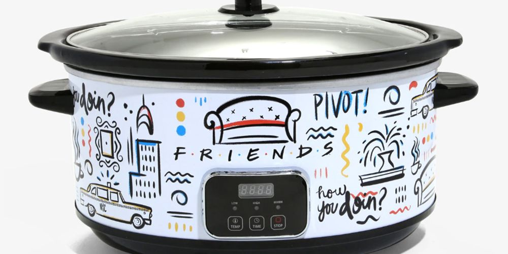 This 'Friends' Slow Cooker Will Have You Channeling Your Inner Monica in the Kitchen