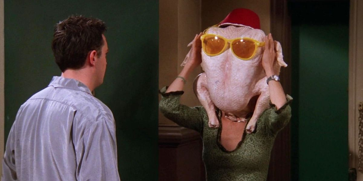 Friends Best Thanksgiving Episodes Of All Time Friends Thanksgiving Episode Ranking