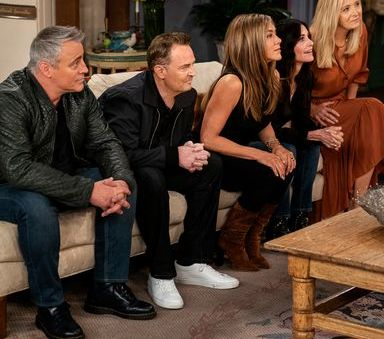 friends reunion special   photography by terence patrick