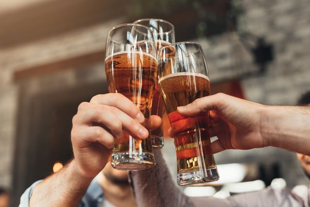man sacked for pub trip while sick wins case