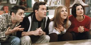 Los actores de Friends