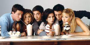 Friends, Matthew Perry, Jennifer Aniston, David Schwimmer, Courteney Cox, Matt Le Blanc, Lisa Kudrow