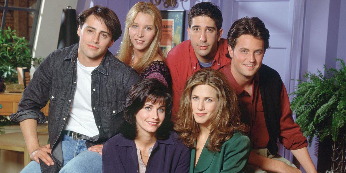 Friends - Show News, Reviews, Recaps and Photos - TV.com