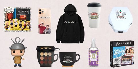 friends tv show gifts and merch